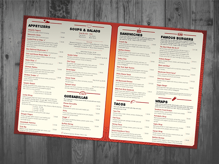 category - Hells Kitchen Menu